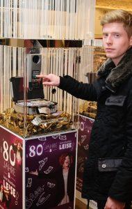 Tresorgewinnspiele gehören zu den neusten Trends in der Verkaufsförderung